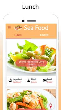 Seafood Recipes poster