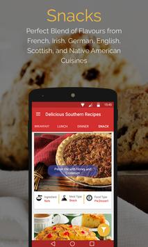 Southern Recipes screenshot 6