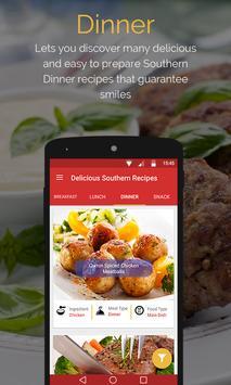 Southern Recipes screenshot 2