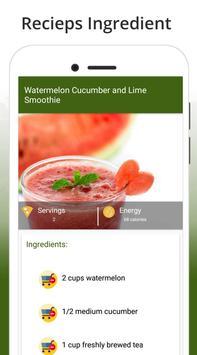 Smoothie Recipes - Healthy Smoothie Recipes Ekran Görüntüsü 2