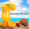 HEALTHY SUMMER DRINKS Zeichen