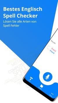 Rechtschreibprüfung - englischer Wörter Korrektur Screenshot 7