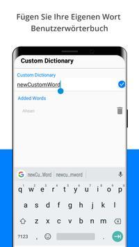 Rechtschreibprüfung - englischer Wörter Korrektur Screenshot 2
