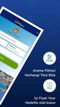 Ucuz Oteller Rezervasyon - Hotelsguy Ekran Görüntüsü 1