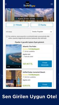 Ucuz Oteller Rezervasyon - Hotelsguy Ekran Görüntüsü 2