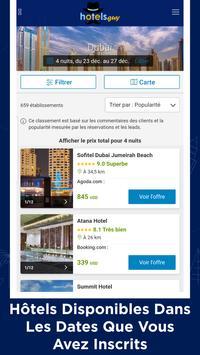 Reserver Hôtel Pas Cher - Hotelsguy capture d'écran 2