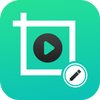 Video Cropper - cut and Trim Video App icon