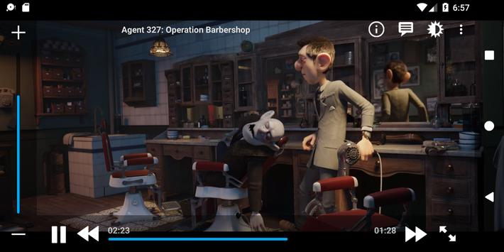 Nova Video Player screenshot 4