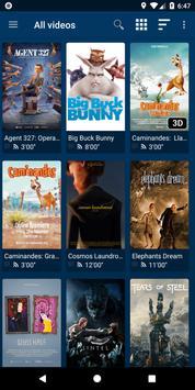 Nova Video Player screenshot 1