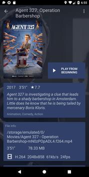 Nova Video Player screenshot 2
