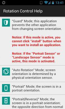Rotation Control imagem de tela 2
