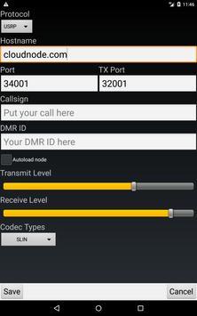 DVSwitch Mobile screenshot 8