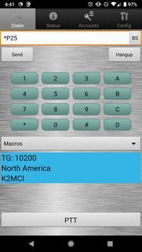 DVSwitch Mobile screenshot 1