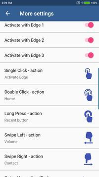 Sidebar, Edge Screen, Shortcuts - Swiftly Switch скриншот 1