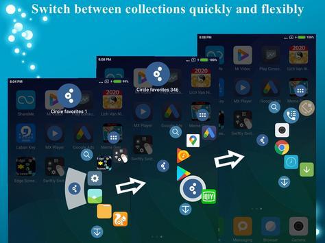 Sidebar, Edge Screen, Shortcuts - Swiftly Switch скриншот 5
