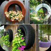 DIY Garden Ideas icon