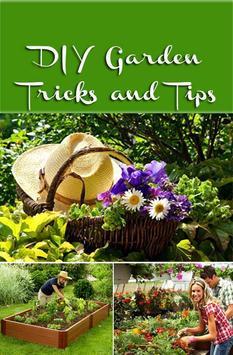 DIY Gardening Tips poster