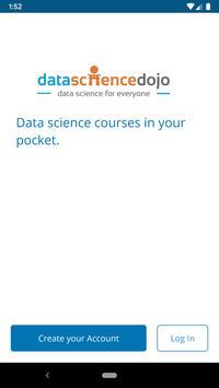 Data Science Dojo poster