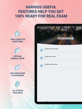 DMV Permit Test 2021 imagem de tela 13