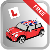 UK Driving Theory Test 2021 icône