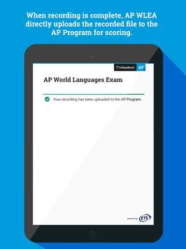 AP World Languages Exam App (AP WLEA) screenshot 10