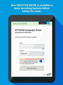 AP World Languages Exam App (AP WLEA) screenshot 11