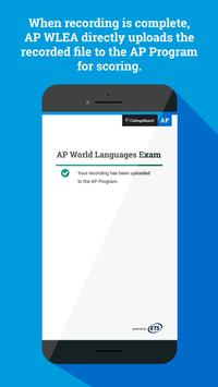 AP World Languages Exam App (AP WLEA) screenshot 2