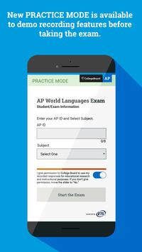AP World Languages Exam App (AP WLEA) screenshot 3