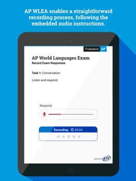 AP World Languages Exam App (AP WLEA) screenshot 9