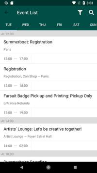 Eurofurence screenshot 3