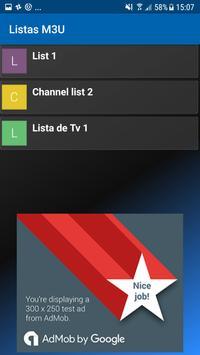 IPTV Tv Online, Series, Movies, Player IPTV تصوير الشاشة 4