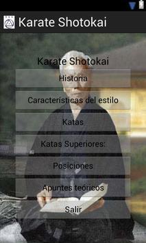 Shotokai poster
