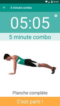 Plank Timer Affiche