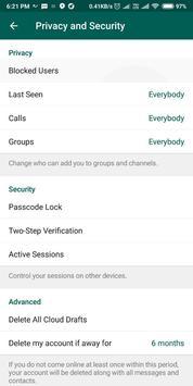 Gram Messenger screenshot 4