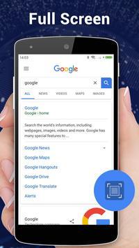 Browser für Android Screenshot 2