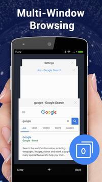 Browser für Android Screenshot 7