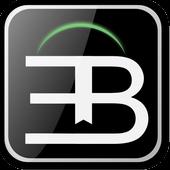 EBookDroid आइकन