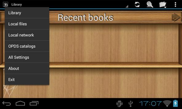 EBookDroid स्क्रीनशॉट 16