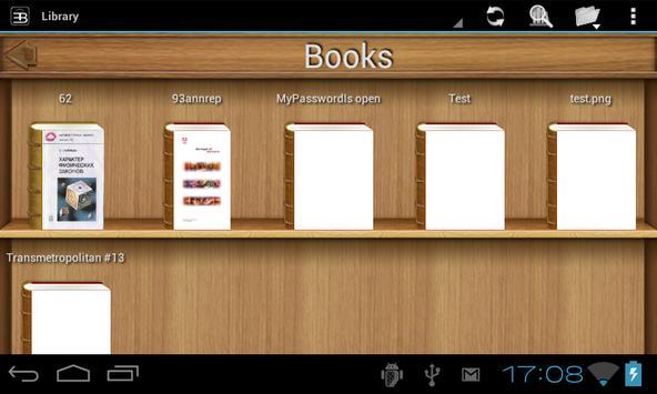 EBookDroid screenshot 17