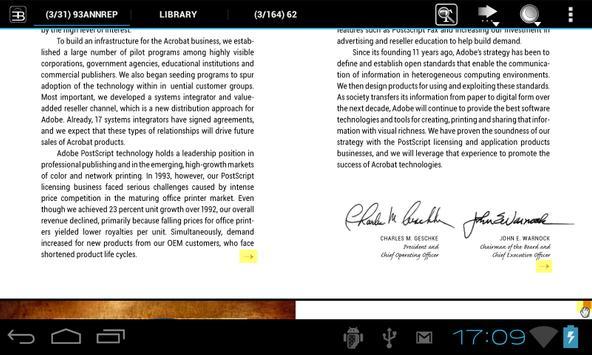 EBookDroid स्क्रीनशॉट 18