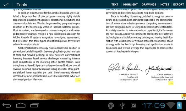 EBookDroid screenshot 19
