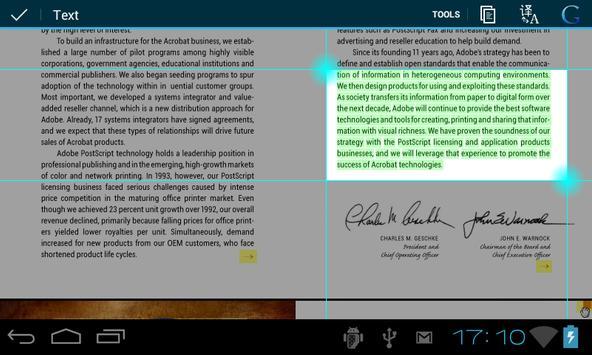 EBookDroid स्क्रीनशॉट 20