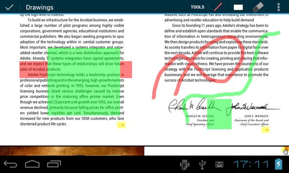 EBookDroid स्क्रीनशॉट 22