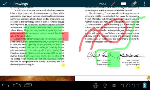 EBookDroid screenshot 22
