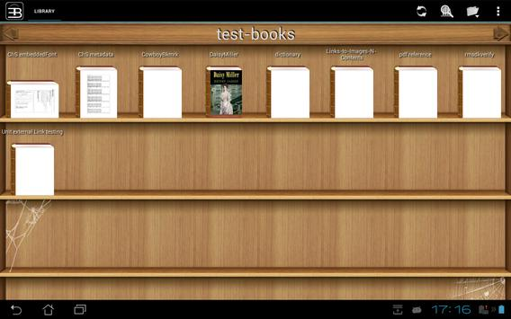 EBookDroid Screenshot 8