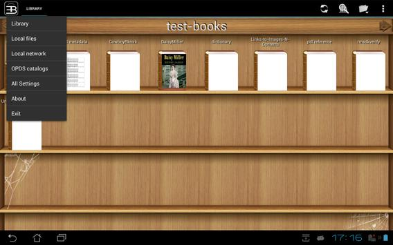EBookDroid स्क्रीनशॉट 9