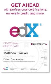 edX screenshot 5