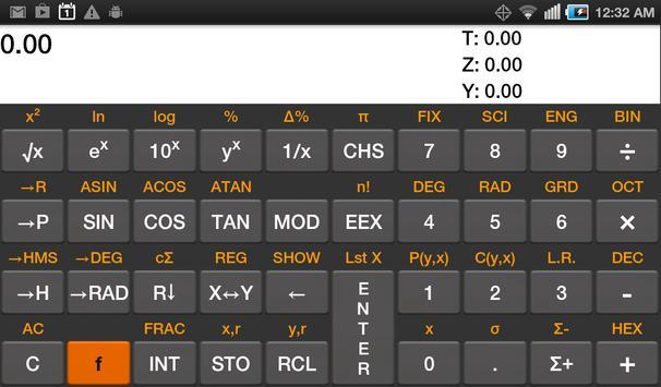 RpnCalc скриншот 5