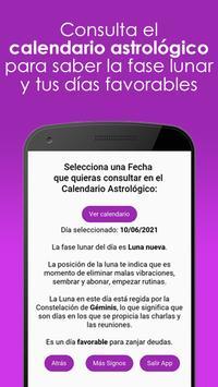 El Horóscopo del Zodíaco, día, semana, mes y año скриншот 22