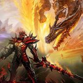 Dragons War Legends - Raid shadow dungeons icon